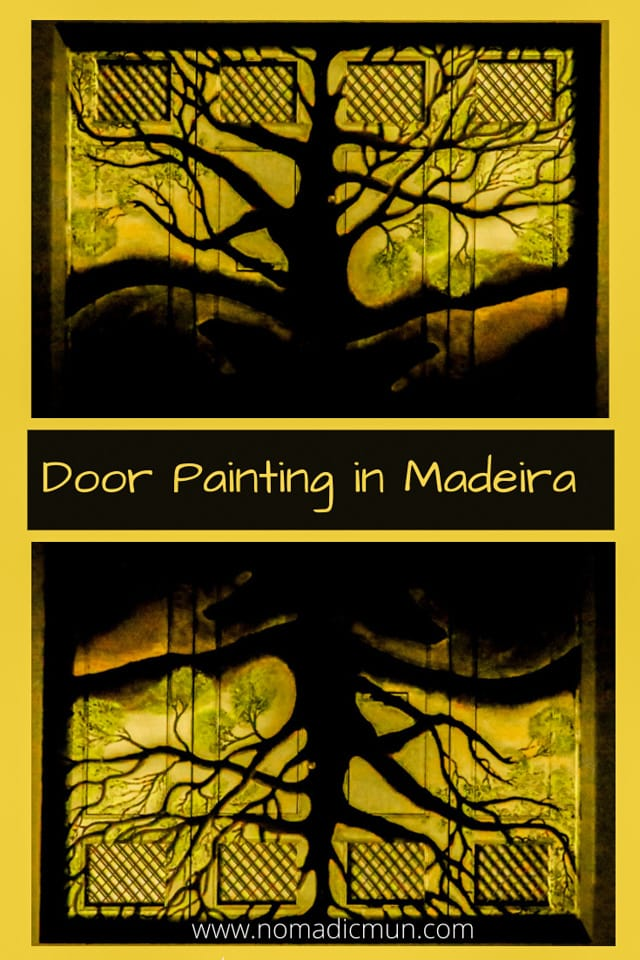 Door Painting_Madeira