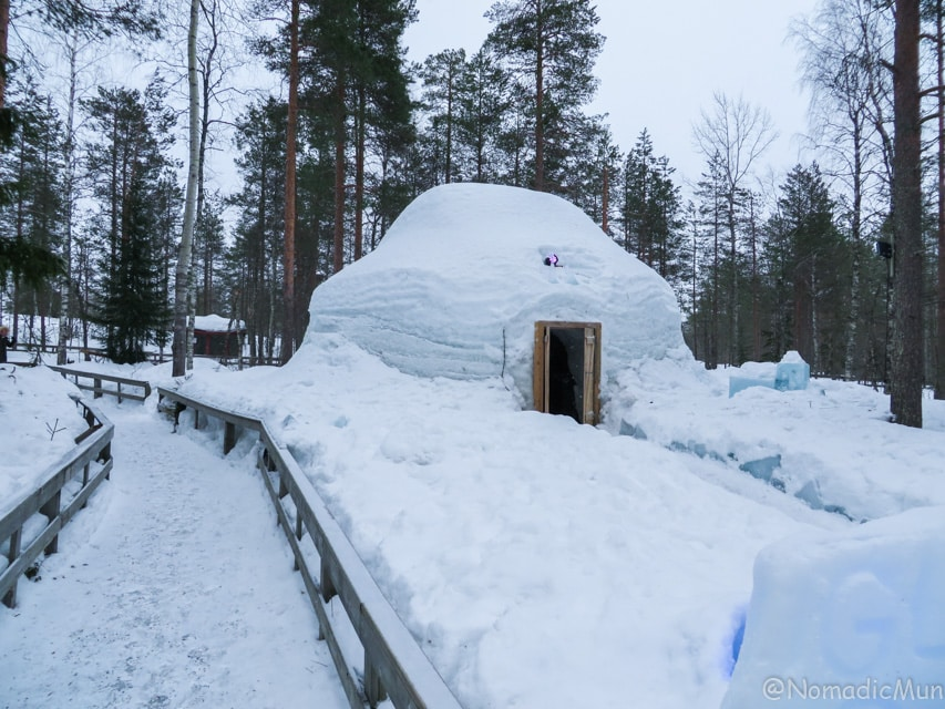 Igloo_Lapland_Finland
