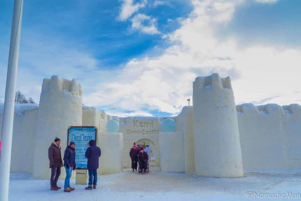 Snow Castle_Kemi_Finland