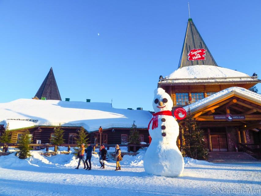 Santa Village_Rovaniemi_Finland