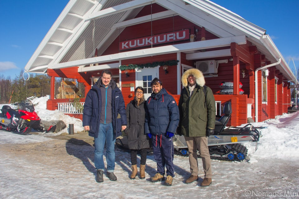 Our Team_Lapland_Finland
