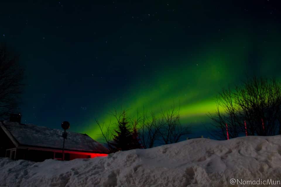 Aurora_Lapland