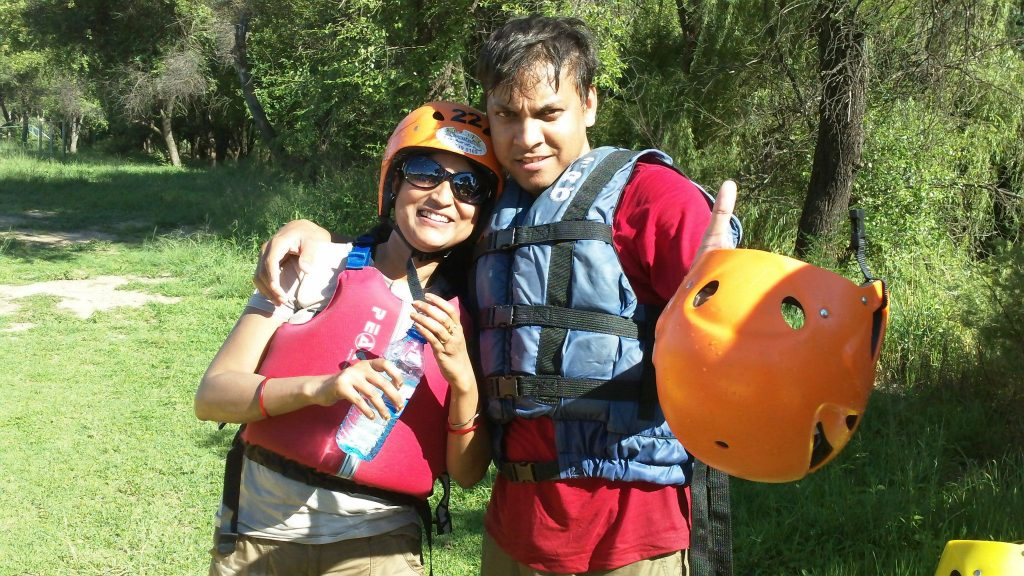 rafting adventure in south africa