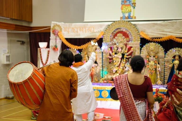 Durga Puja in Helsinki