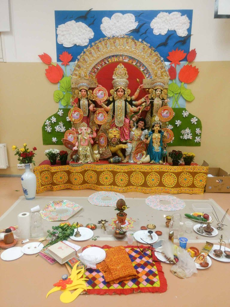 FinBen Durga Puja