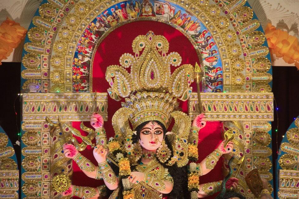 Durga Puja in Helsinki, Finland
