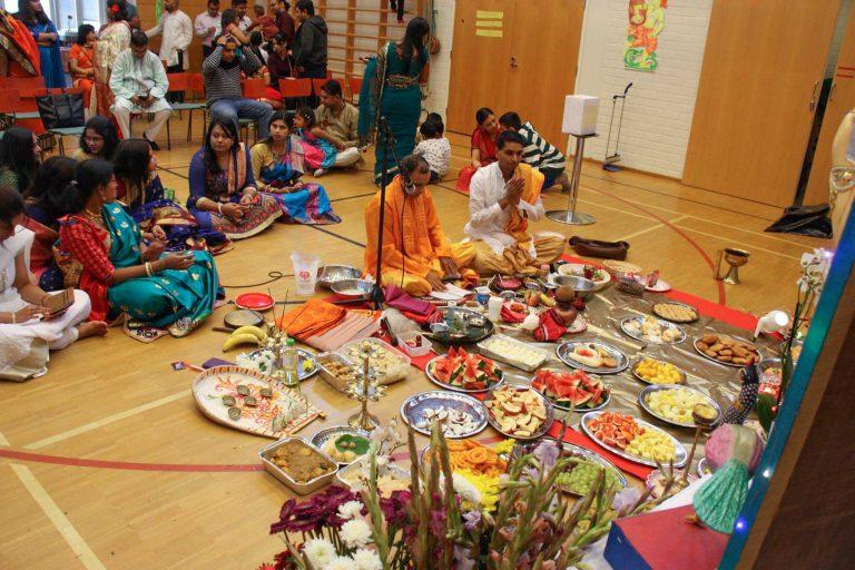 Durga Puja in FInland