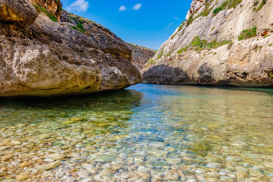 Ghasri Valley in Gozo - Gozo Travel