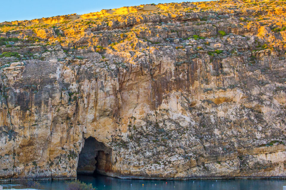 Gozo Travel Guide- Blue hole