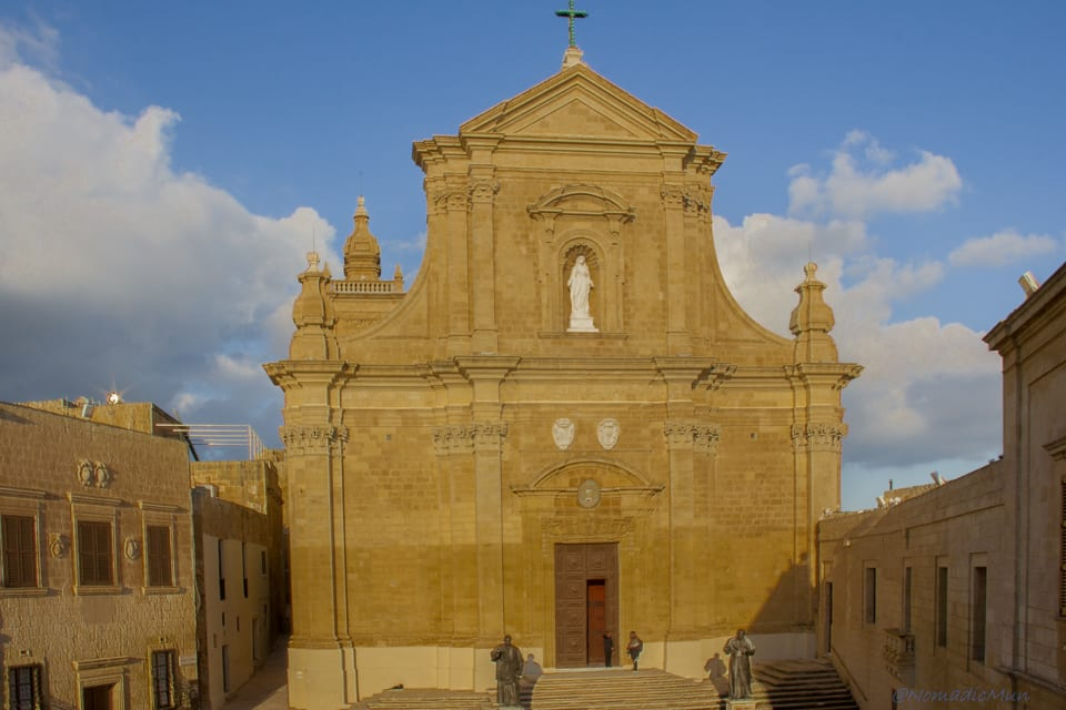 Cittadella of Rabat in Gozo - malta travel guide