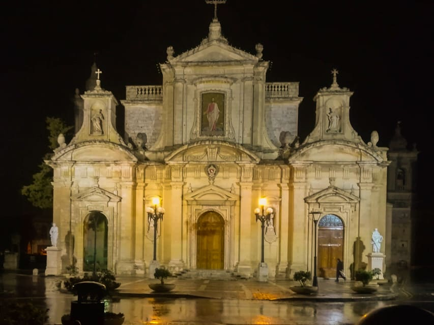 Collegiate Church of St. Paul-Rabat-Malta