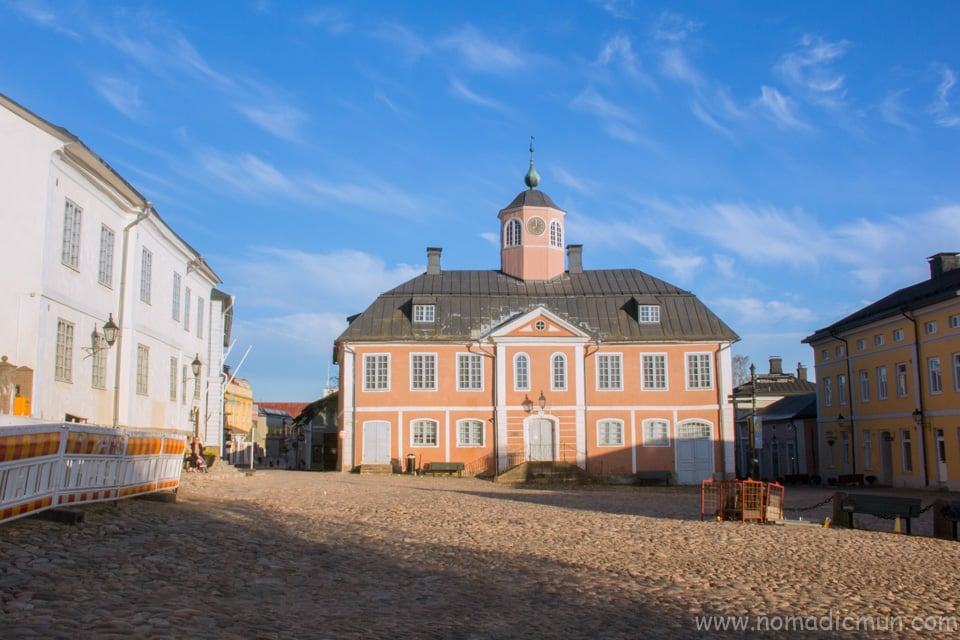 old town hall_ Porvoo museum