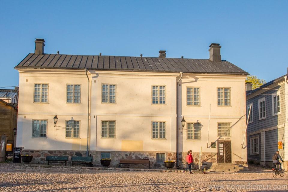 Holm's House museum Porvoo