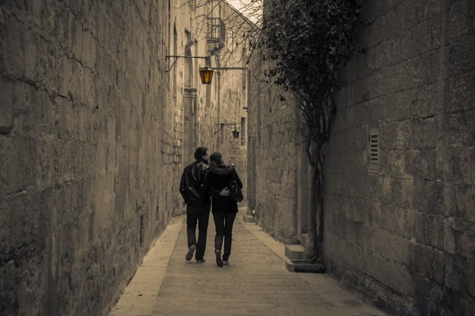 Mdina alley Malta