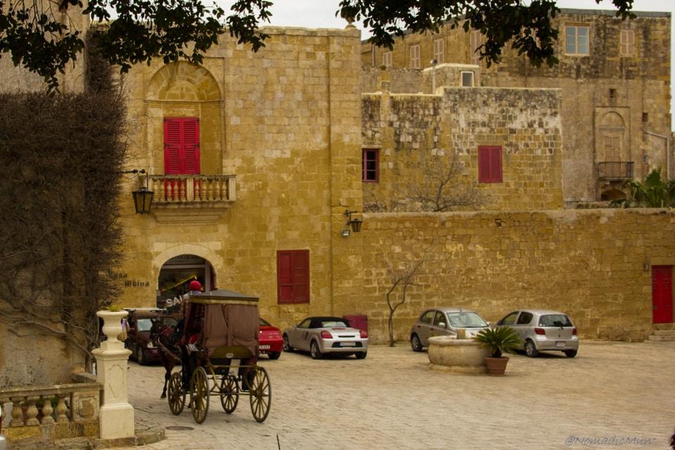 Mdina , the silent city