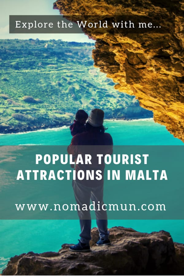 Popular Places to visit in Malta