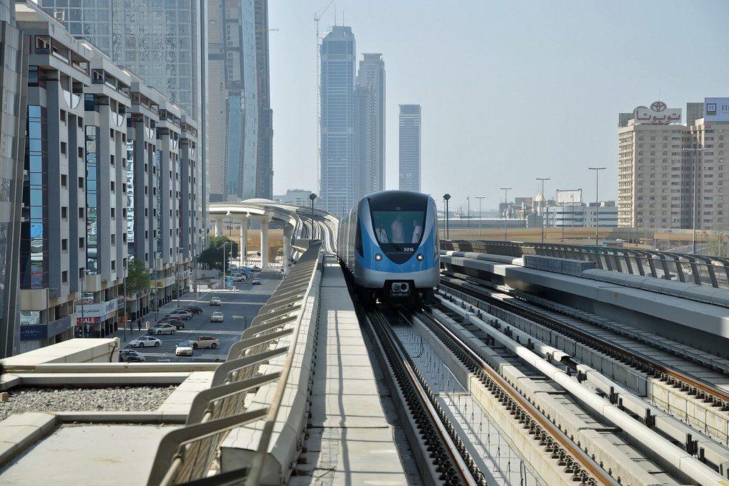Dubai Travel - Dubai Metro