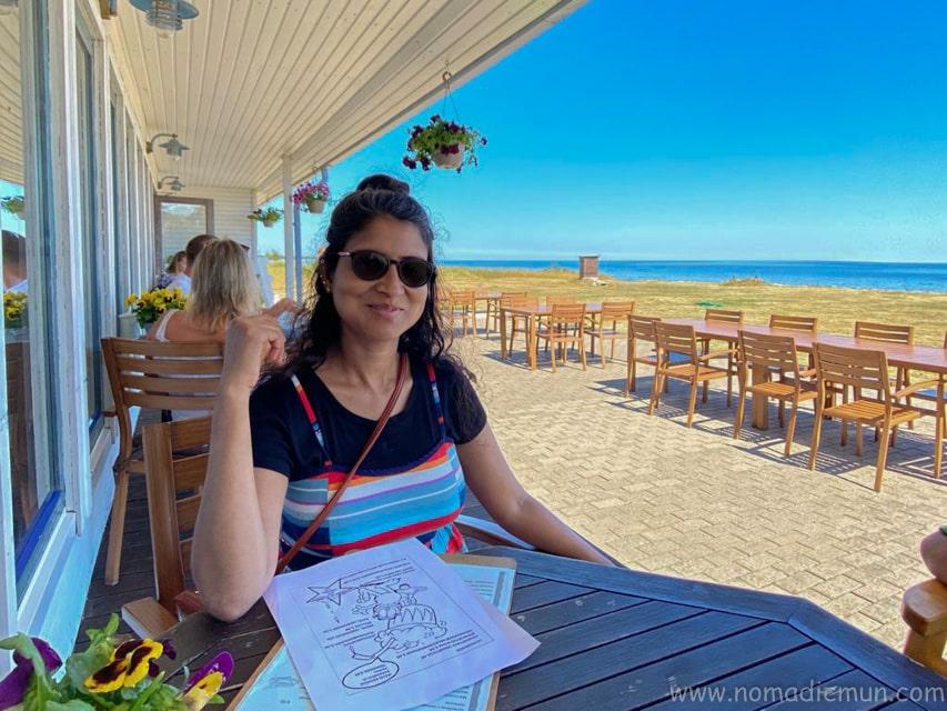 sorve Sääre Paargu kahvik saaremaa estonia