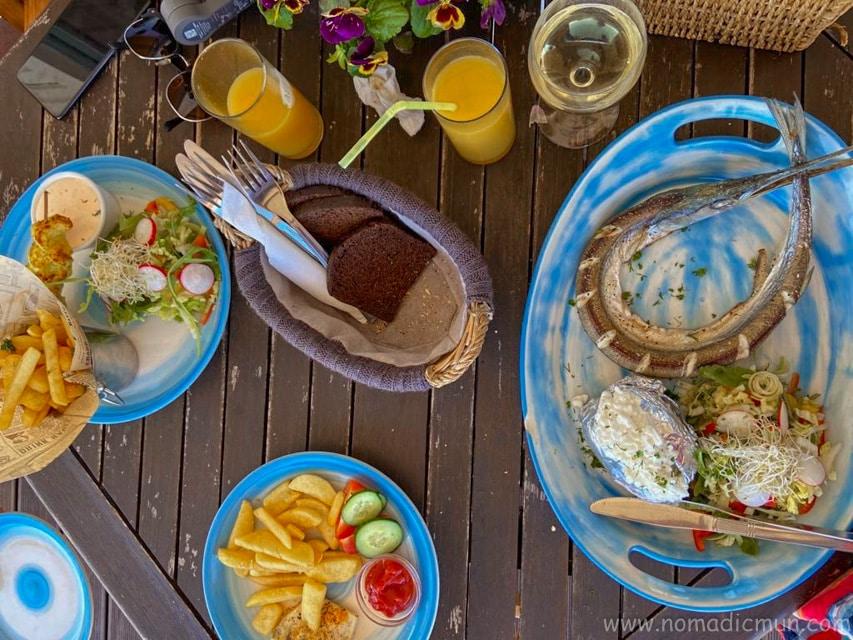 fish dish of saaremaa