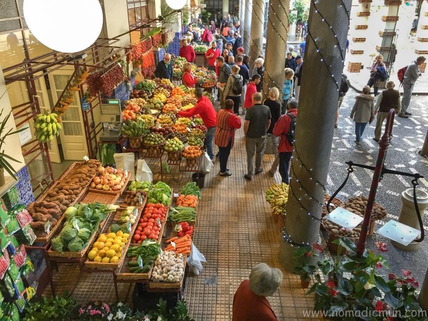 Funchal Farmers' Market