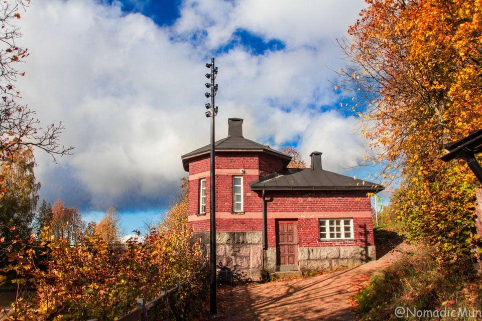 Helsinki vanhakaupunki