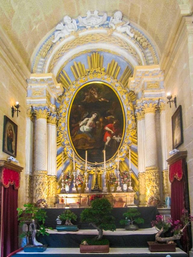 Chapel of Saint Agatha Mdina_Malta