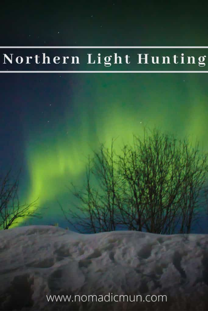 Northern Light Hunting_Lapland