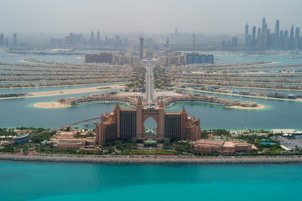 Dubai Travel - Palm Jumeirah