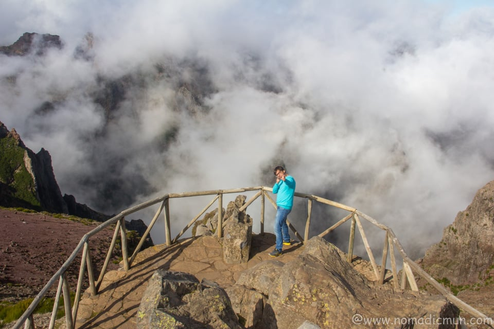 Pico do Arieiro_Madeira