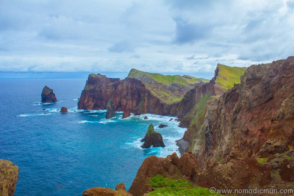 Ponta de São Lourenço_Madeira