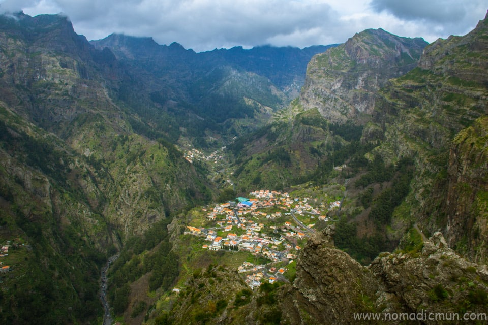 The Valley of the Nuns_Curral das Freiras_Madeira