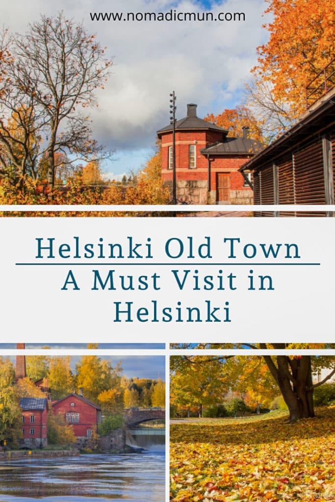 Helsinki Old Town- Helsingin vanhakaupunki