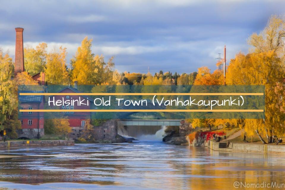 Helsinki Old Town- Vanhakaupunki | A hidden gem in Helsinki