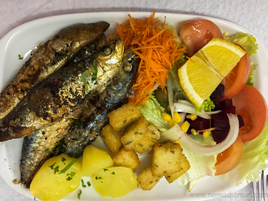 Local Fish dish_Eat_Madeira_Portugal