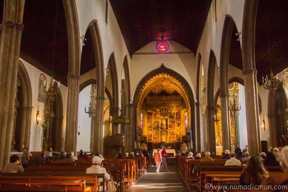 Funchal Cathedral se