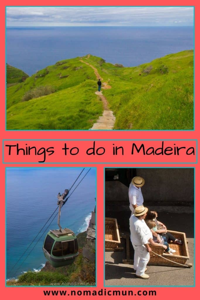 Must do Things In Madeira