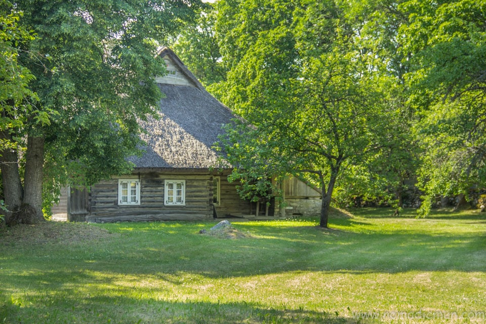 Koguva village house muhu estonia