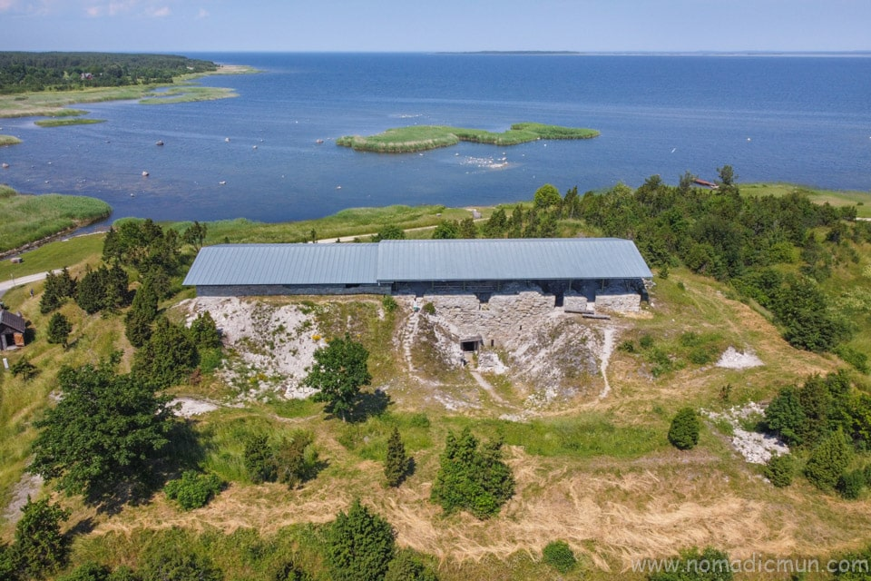 Maasi Fortress saaremaa estonia