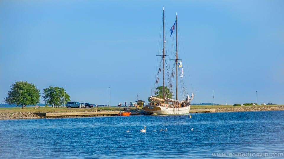 Kuressaare harbour