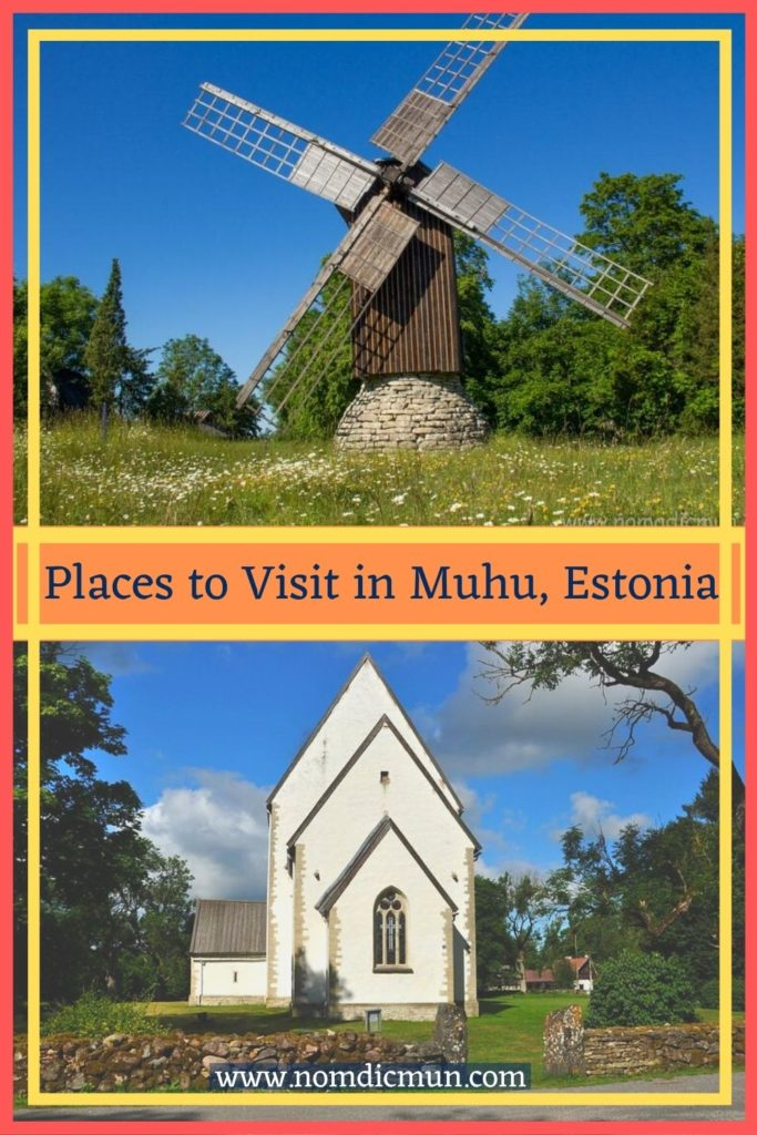 places to visit in muhu estonia