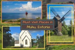 Best 5 Places to Visit in Muhu, Estonia