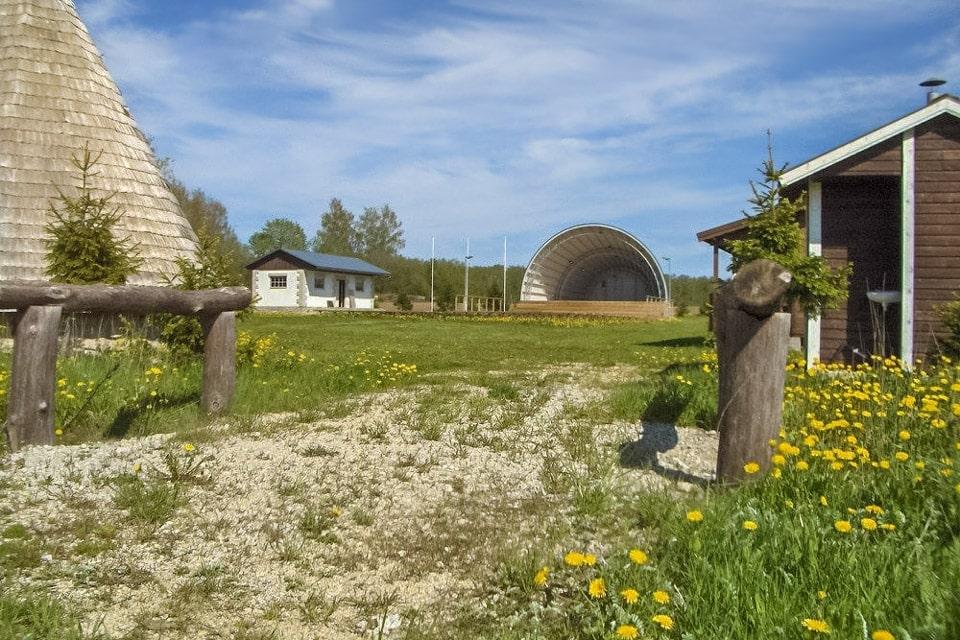 Jööri Village Museum saaremaa estonia