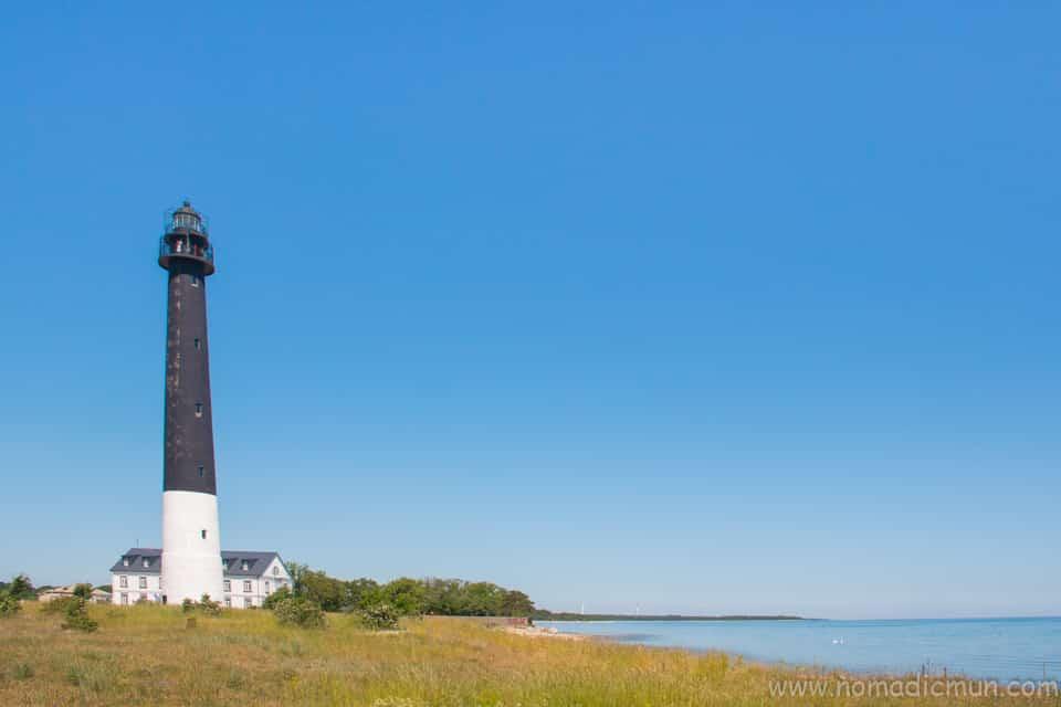 Sorve Lighthouse Saaremaa estonia