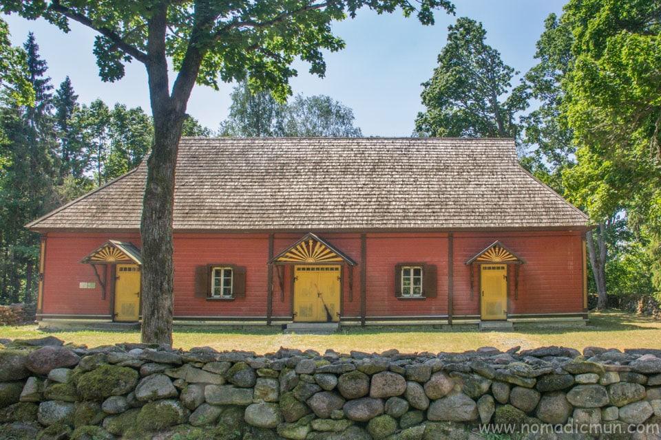 Limestone theme park saaremaa estonia