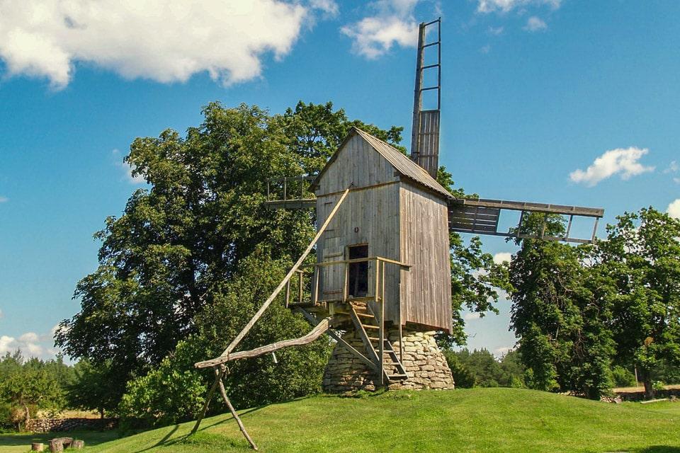 Mihkli Farm Museum saaremaa estonia