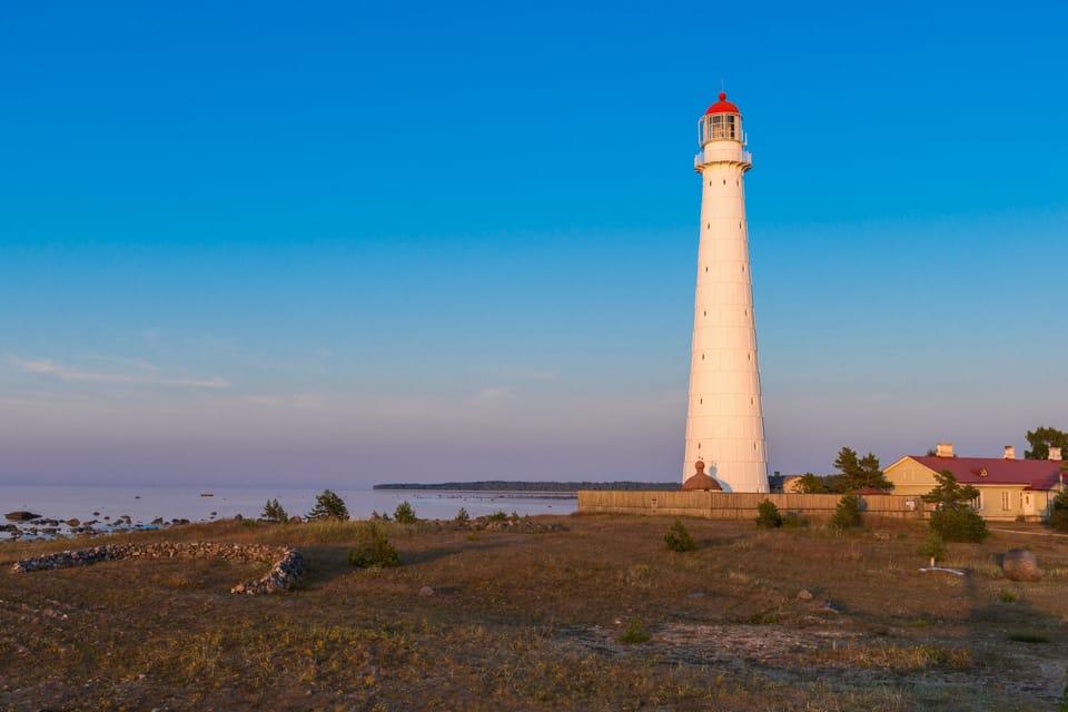 Kõpu lighthouse in Hiiuma